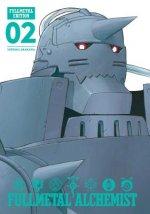 Fullmetal Alchemist: Fullmetal Edition, Vol. 2