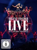 Helene Fischer Live - Die Arena-Tournee, 2 DVDs + 1 Blu-ray + 2 Audio-CDs (Ltd. Fan Edition)