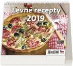 Minimax Levné recepty - stolní kalendář 2019