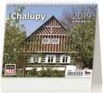 Minimax Chalupy - stolní kalendář 2019