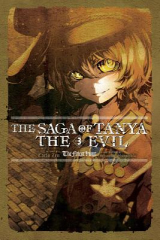 Saga of Tanya the Evil, Vol. 3 (light novel)