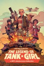 Legend of Tank Girl