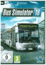 Bus Simulator 18, 1 DVD-ROM