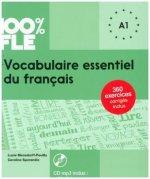 100% FLE - Vocabulaire essentiel du français A1, m. MP3-CD