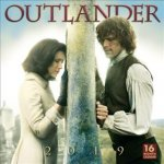 Outlander 2019 Square Wall Calendar