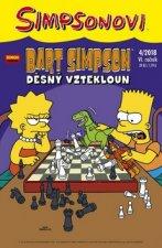 Bart Simpson Děsný vztekloun