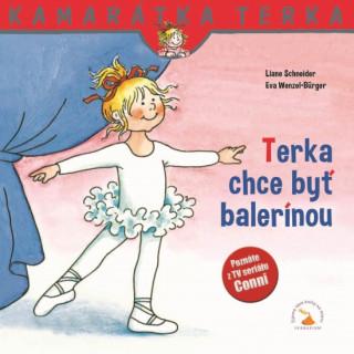 Terka chce byť balerínou