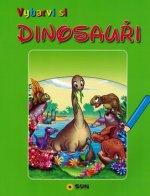 Vybarvi si Dinosauři