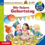 Wir feiern Geburtstag, 1 Audio-CD