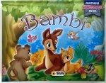 Bambi - Prostorová kniha