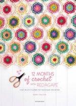 12 Months of Crochet with Redagape