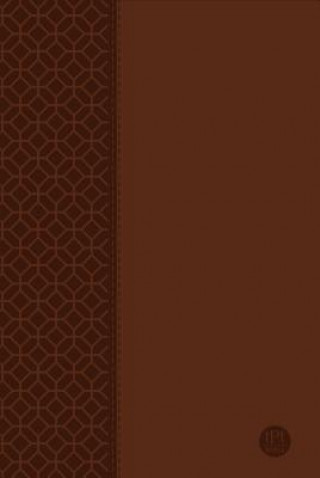 The Passion Translation New Testament Large Print Brown: With Psalms, Proverbs and Song of Songs