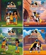 Nelson Mini-Bücher: 4er Yakari 5-8