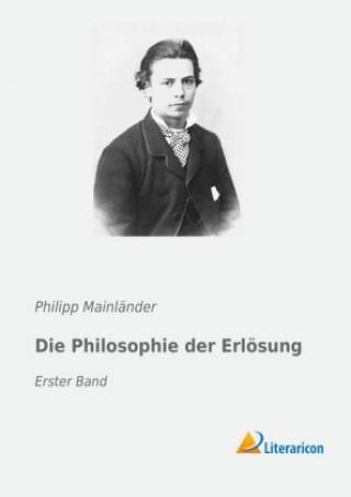 Die Philosophie der Erlösung