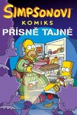 Simpsonovi Přísně tajné
