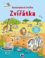 Samolepková knížka Zvířátka