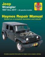 HM Jeep Wrangler 1987-2017