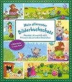 Mein allererster Bilderbuchschatz: Mausebär, ich mag dich sehr!, 10 kleine Schafe und andere Geschichten