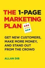 1-Page Marketing Plan