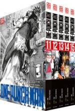 ONE-PUNCH MAN - Box mit Band 11-15