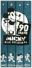 Lustiges Taschenbuch Mickys Memoiren (4 Bände im Schuber)