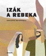 Izák a Rebeka