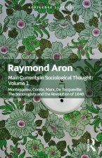 Main Currents in Sociological Thought: Volume One