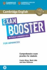 Cambridge English Exam Booster for Advanced without Answer Key with Audio