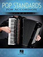 Pop Standards For Accordion: Arrangements Of 20 Classic Songs