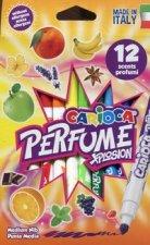 Fixy CARIOCA Perfume Xplosion voňavé 12ks
