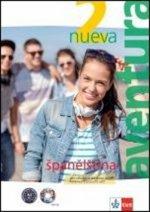 Aventura nueva 2 + CD