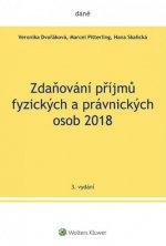 Zdaňování příjmů fyzických a právnických osob 2018