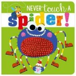 Never Touch A Spider!