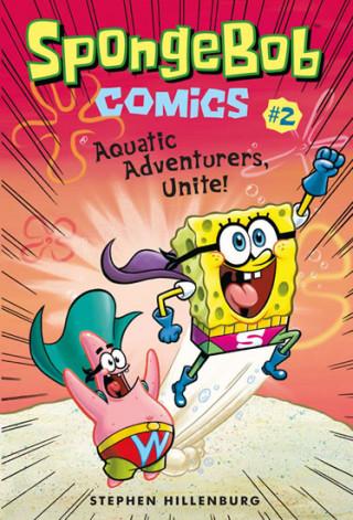 SpongeBob 2 Dobrodruzi všech moří, spojte se!