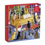 Christmas Chorus 500 Piece Puzzle