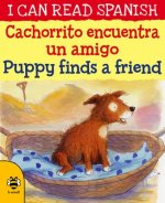 Puppy Finds a Friend/Cachorrito encuentra un amigo