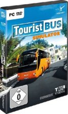 Tourist Bus Simulator, 1 DVD-ROM
