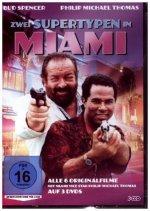 Zwei Supertypen in Miami, 3 DVD