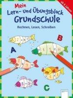 Mein Lern- und Übungsblock Grundschule - Rechnen, Lesen, Schreiben