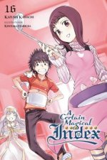 Certain Magical Index, Vol. 16 (light novel)