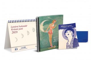 Lunární kalendář Krásné paní 2019