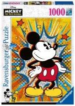 Retro Mickey (Puzzle)