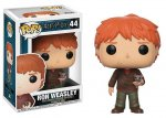 Pop Harry Potter Series 4 Ron Weasley W/ Scabbers Vinyl Figure