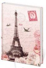Diář 2019 A5 Lyra denní Paris