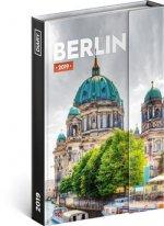 Týdenní magnetický diář Berlín 2019, 10,