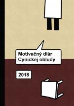 Motivačný diár Cynickej obludy 2018