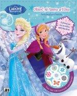 Ľadové kráľovstvo Obleč si Annu a Elsu