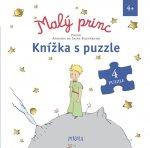 Malý princ Knížka s puzzle