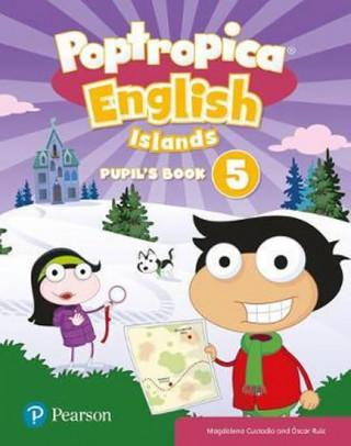 Poptropica English Level 5 Pupil's Book + PEP kód elektronicky