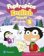 Poptropica English Level 5 Pupil's Book + PEP kód elektronicky